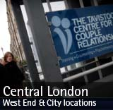 Central London locations